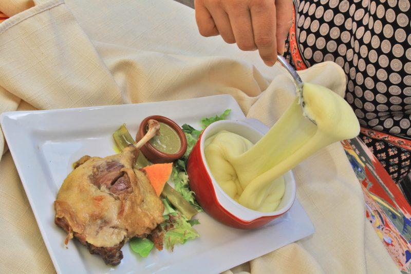 Restaurant Logis Auberge La Di U00e8ge Situ U00e9  U00e0 Capdenac   U00e0 8 Km De Figeac